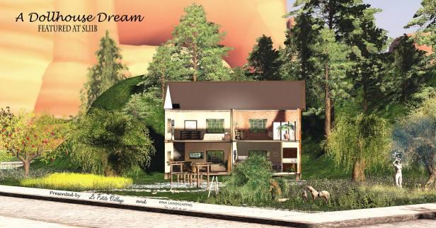 A Dollhouse Dream