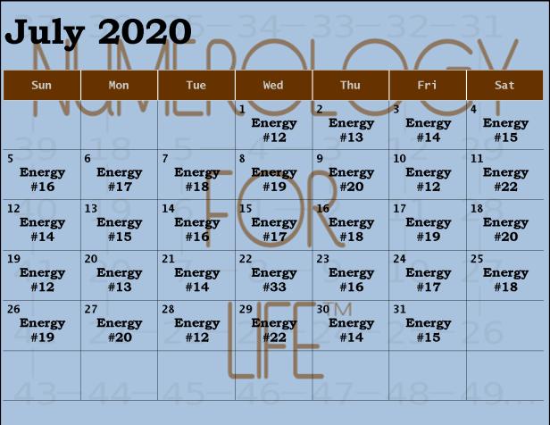 2020 JULY
